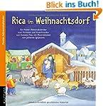 Rica im Weihnachtsdorf: Ein Poster-Ad...