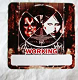 2013 Marilyn Manson Alice Cooper Backstage Pass Shock Therapy Working