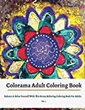 img - for Colorama Adult Coloring Books: Balance & Relax with This Stress Relieving Coloring Books For Adults (Colorama Coloring Books For Adults ) (Volume 2) book / textbook / text book