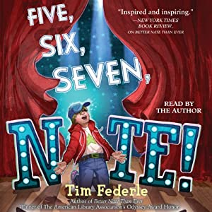 Five, Six, Seven, Nate! Audiobook