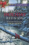 img - for Deadly Holiday Reunion (Love Inspired Suspense) book / textbook / text book