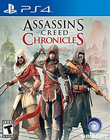Assassin's Creed Chronicles - PlayStation 4 Standard Edition