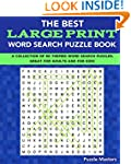 The Best Large Print Word Search Puzz...