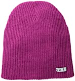 neff Mens Daily Beanie, Raspberry, One Size