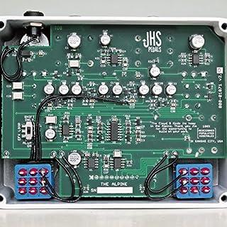 JHS Pedals Alpine ツインモード、エフェクトループ搭載リバーブペダル ジェイエイチエスペダルズ アルパイン 国内正規品