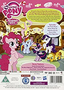 My Little Pony: A Pony Party [DVD]