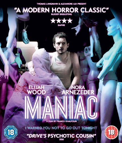 Maniac [Blu-ray] [Reino Unido]