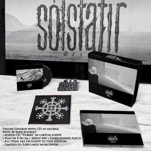 Otta (Deluxe Edition) by Solstafir