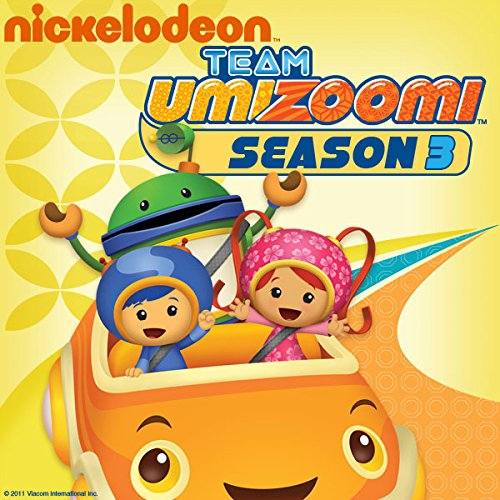 Team Umizoomi - Season 3
