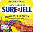 Sure-Jell Premium Fruit Pectin, 1.75-Ounce Boxes (Pack of 8)