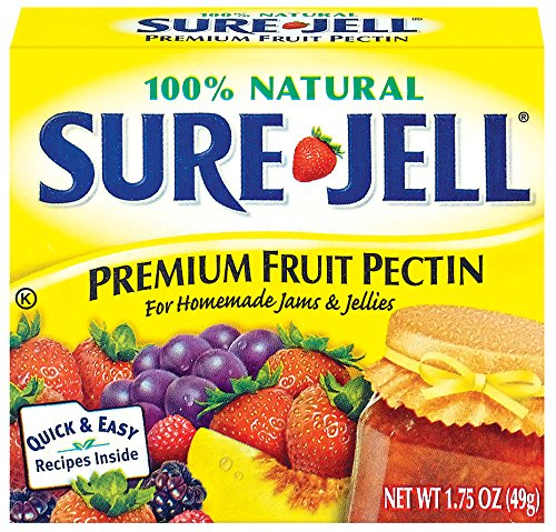 Sure-Jell Premium Fruit Pectin, 1.75-Ounce Boxes (Pack of 8) (Fruit Pectin Bulk compare prices)