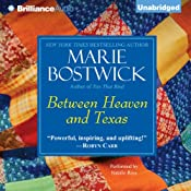 Between Heaven and Texas: A Cobble Court Quilts Book | [Marie Bostwick]
