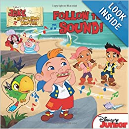 Jake and the Never Land Pirates Follow That Sound!