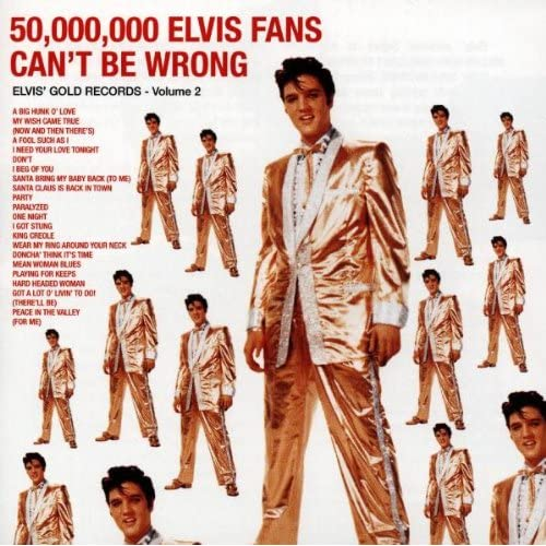 Elvis-Gold-Records-Volume-2-Elvis-Presley-Audio-CD