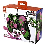 BD&A Nintendo Switch Splatoon 2 Wired Video Game Controller