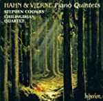 Reynaldo Hahn : Quintette Pour Piano...