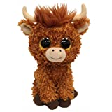 Ty Beanie Babies Boos 36659 Angus the Scottish Highland Cow Boo