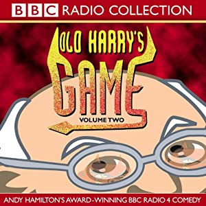 Old Harry's Game: Volume 2 Radio/TV Program