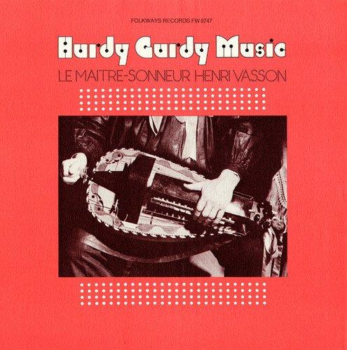 CD : HENRI VASSON - Hurdy Gurdy Music