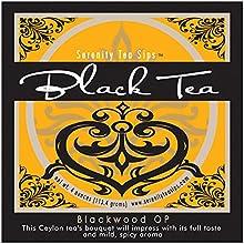 Serenity Tea Sips Blackwood OP - 4 oz Ceylon Orange Pekoe Black Loose Leaf Tea