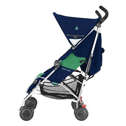 Maclaren quest sport silla de paseo color azul y verde - Silla maclaren amazon ...