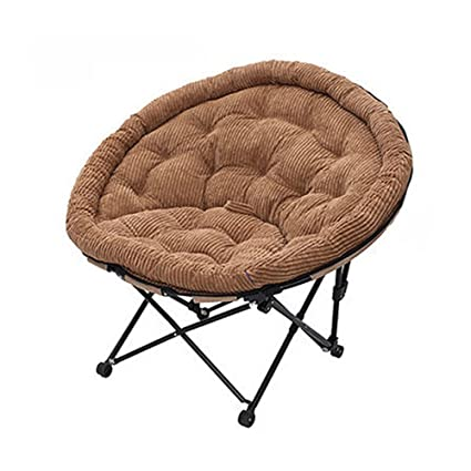L-R-S-F Tumbona, silla plegable, silla de hogar, silla de una sola luna, sillón, salón de almuerzo de oficina ( Color : 12# )