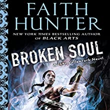Broken Soul: Jane Yellowrock, Book 8 Audiobook by Faith Hunter Narrated by Khristine Hvam