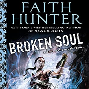 Broken Soul Audiobook