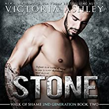 Stone Audiobook by Victoria Ashley Narrated by Samantha Cook, Lorenzo Matthews