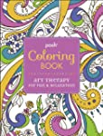 Posh Coloring Book: Art Therapy for F...