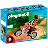 Playmobil 4698 special child with dirt bike toys games - Moto cross playmobil ...