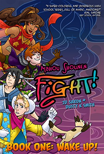 mahou-shounen-fight-wake-up-english-edition