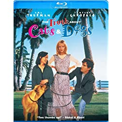 Truth About Cats &amp; Dogs [Blu-ray]
