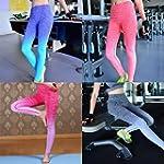 Womens Fitness Tights Leggings Walkin...
