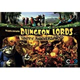 Dungeon Lords Happy Anniversary Board Game