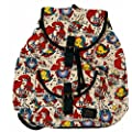 Disney Little Mermaid Tattoo Backpack