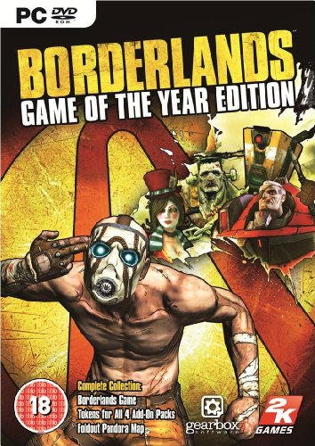 Borderlands Game of the year edition UK English