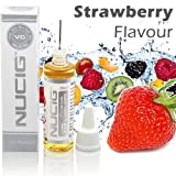 STRAWBERRY Flavour Large 20ml Eliquid ? Exclusive Integrated Dispensing Point ? VG Premium Base for ecigarette electric cigarette electronic cigarette clearomiser clearomizer eshisha ehookah e cigarette