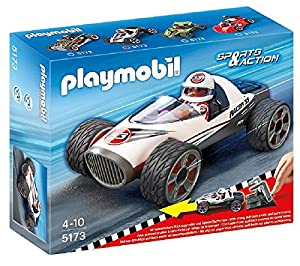 PLAYMOBIL Sports & Action - Rocket Racer - 5173