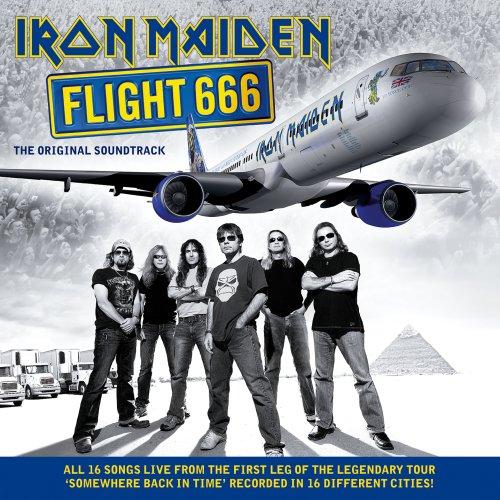 Iron Maiden - Flight 666 (2CD) - Zortam Music
