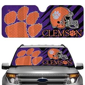 Buy NCAA Clemson Tigers Auto Sun Shade by Team ProMark