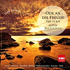 Symphony No. 9 in D minor 'Choral' Op. 125: Ode to Joy