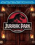 Jurassic Park [Blu-ray + DVD + Digita...