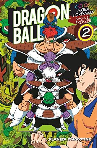DRAGON BALL COLOR 2