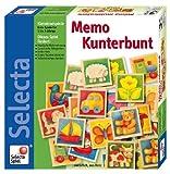 3582 - Selecta - Memo Kunterbunt - Wer findet die