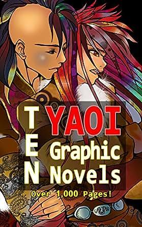 Read yaoi graphic novels online