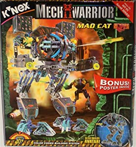 MechWarrior Mad Cat