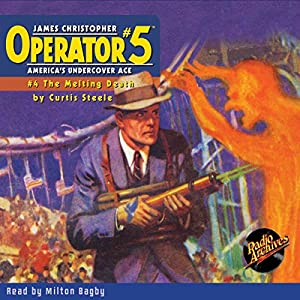 Operator #5 #4 July 1934 Audiobook