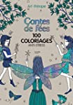 Contes de f�es: 100 coloriages anti-s...