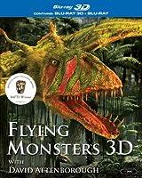 Flying Monsters (Blu-ray 3D + Blu-ray) [Region Free]